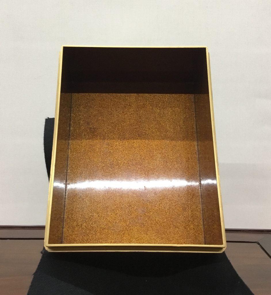 蒔絵 長方箱