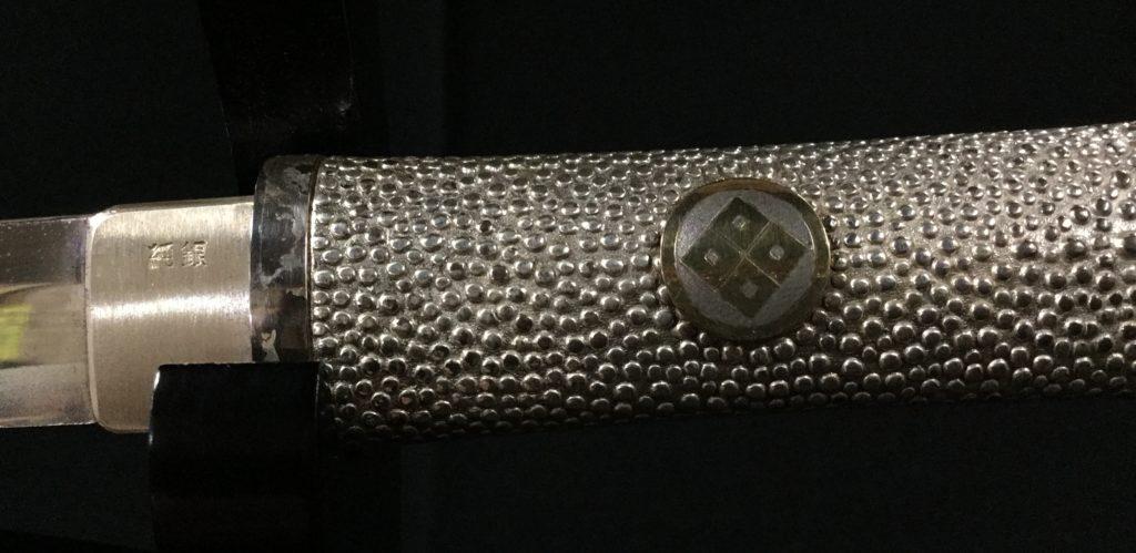 純銀製 御守刀