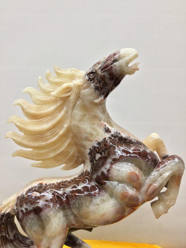 オニキス『馬』