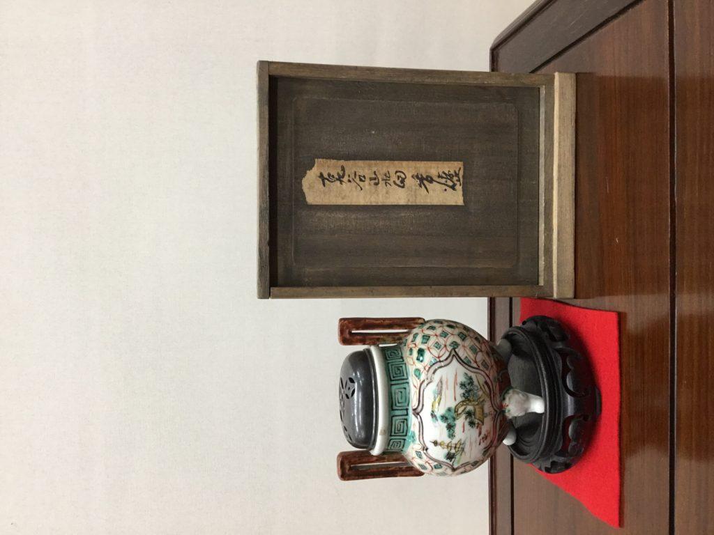 古九谷香炉